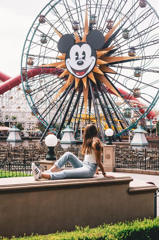 Fotografo: Clayton Cardinalli - Disneyland