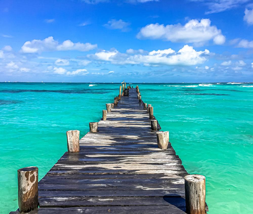 """Autor foto: Andreas NextVoyagePL - """"Playas de Cancún"""""""