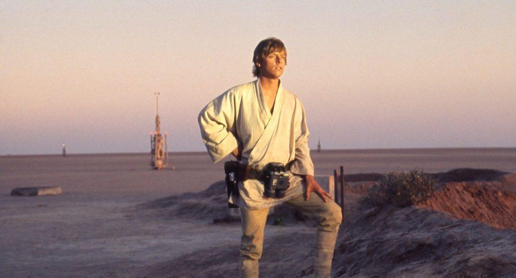 Resultado de imagen para luke skywalker